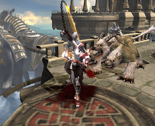 Screenshot Game God Of War II