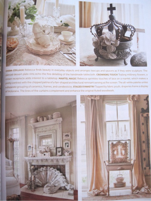 sugar pink boutique my romantic country magazine has arrived. Black Bedroom Furniture Sets. Home Design Ideas
