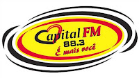 ouvir a Rádio Capital FM 88,3 Caçapava SP