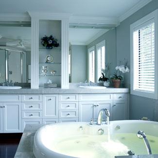 The bath showcase bathroom decorating ideas for 4 x 10 bathroom ideas