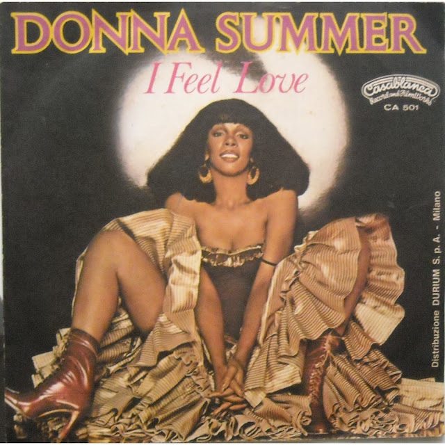 I Feel Love Donna Summer