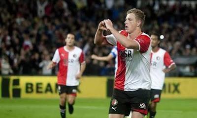 John Guidetti - Feyenoord Rotterdam (2)