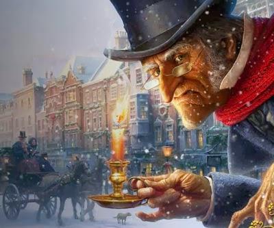 Leitura Digital: Um Conto de Natal - Charles Dickens
