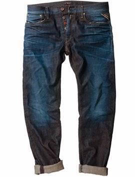 pantalones tejanos Replay FC Barcelona