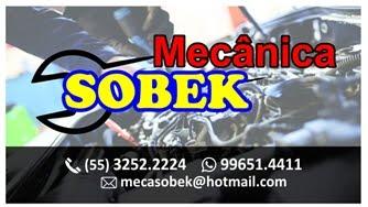 MECÂNICA SOBEK