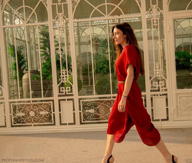 Trendi komad: suknja-hlače, Ana Josipović