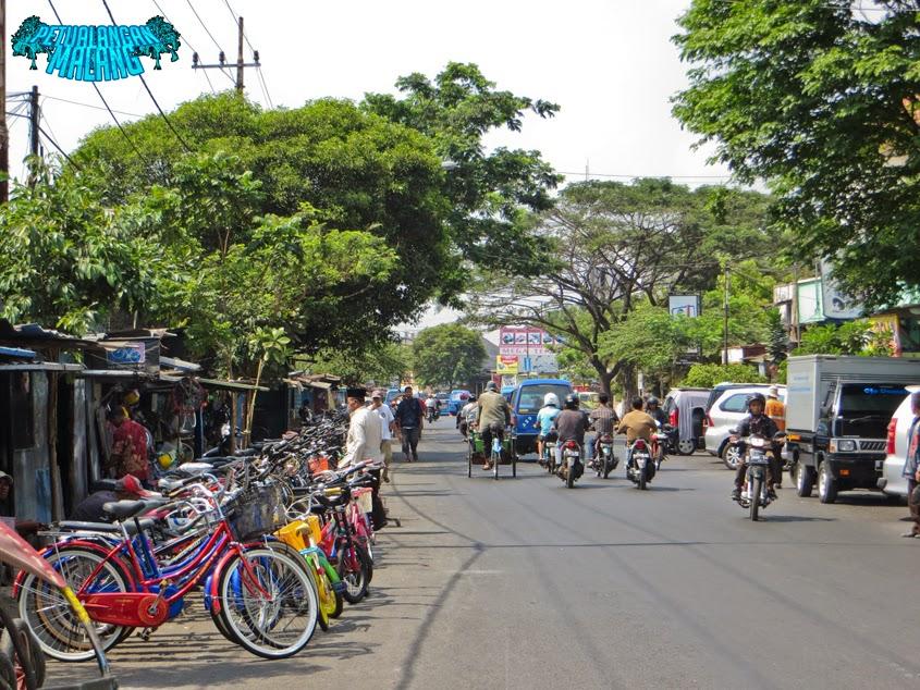 Pasar Loak : Comboran ~ Petualangan Malang