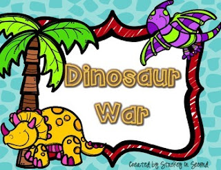 https://www.teacherspayteachers.com/Product/Dinosaur-War-FREEBIE-Number-Comparison-Place-Value-Game-1653655