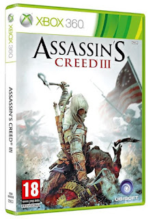 jaquette xbox360 assassin's creed 3