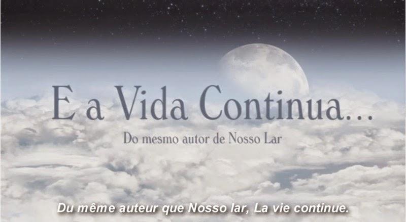 """livre - """"Et la vie continue"""" (Film basé sur un livre de Chico Xavier) Et-la-vie-continue"""