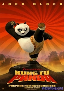 Kung Fu Gu Trc (2008) - Kung Fu Panda 2008