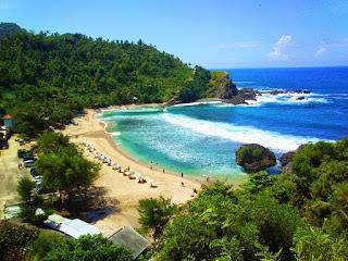 7 Pantai Terindah Di Jogja