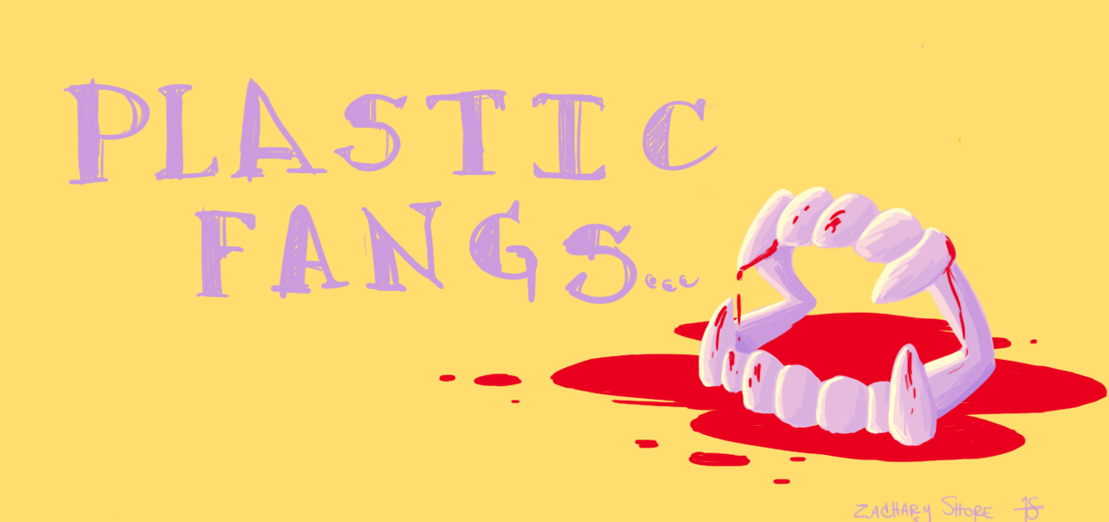 Plastic Fangs: the Art of Zachary Shore