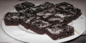 Fındıklı Islak Kek Tarifi