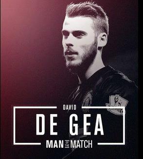 David De Gea Jadi Man of the Match QPR vs MU