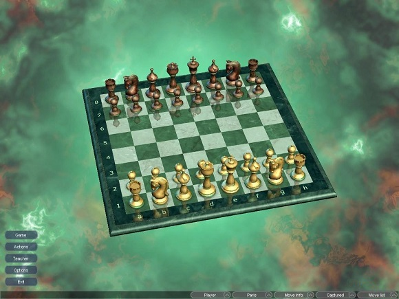 Hoyle Majestic Chess PC Screenshot 4 Hoyle Majestic Chess Razor1911