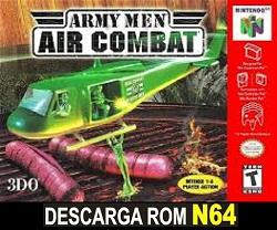 Army Men - Air Combat  64 ROMs Nintendo64