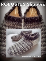 crochet patterns, how to crochet, slippers, men,