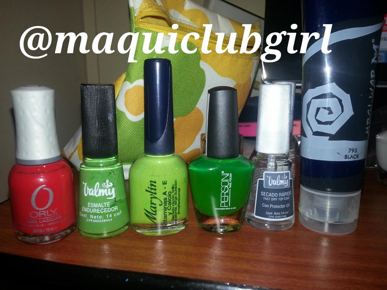 MAQUICLUB GIRL: ABC de la Uñas (P de Patilla \
