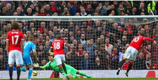 Manchester United vs Sunderland 1-0 Video Gol