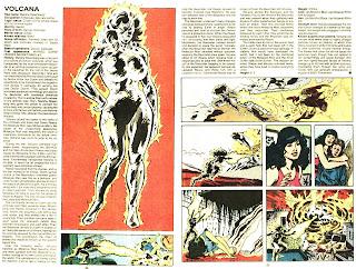 Volcana (ficha marvel comics)