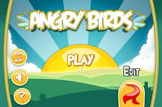 game angry bird HD