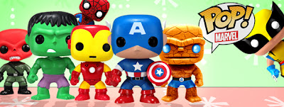 Funko Marvel Bobble-Heads