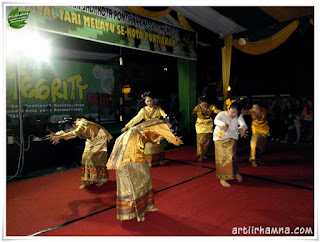 Festival Tari Melayu Pontianak
