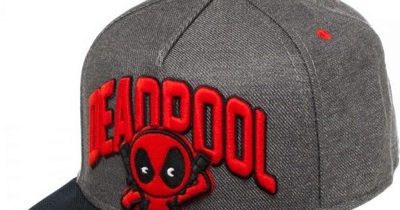 Kawaii Deadpool Snapback Cap Deadpool Bugle