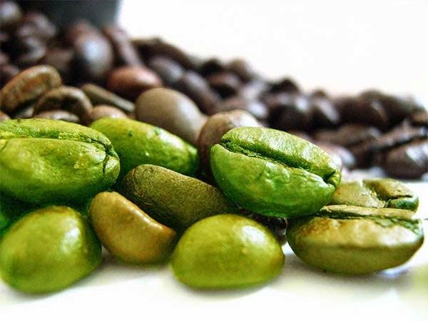 فوائد القهوة الخضراء للتنحيف