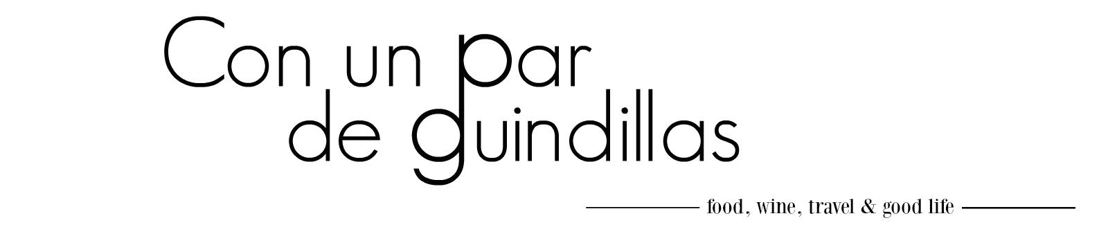 Con un par de guindillas | Gastronomía, viajes, salud y nutrición