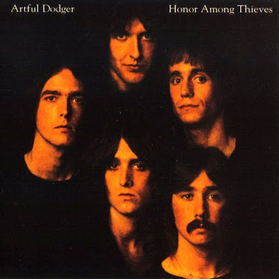 Artful Dodger - Honor Among Thieves 1976 (USA, Pop-Rock, Power Pop)