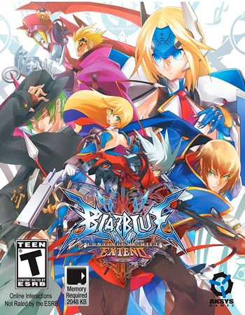 BlazBlue Continuum Shift Extend PC Full