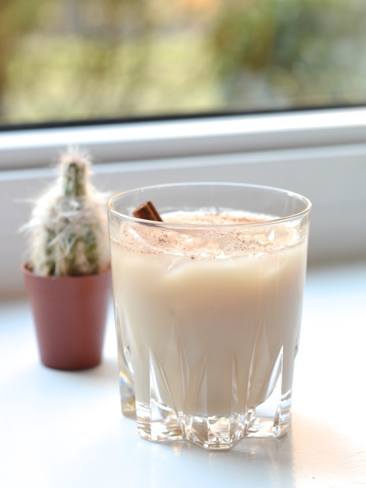 sugar & spice white russian