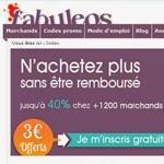 Cashback: gagner de l'argent sur internet avec Fabuleos