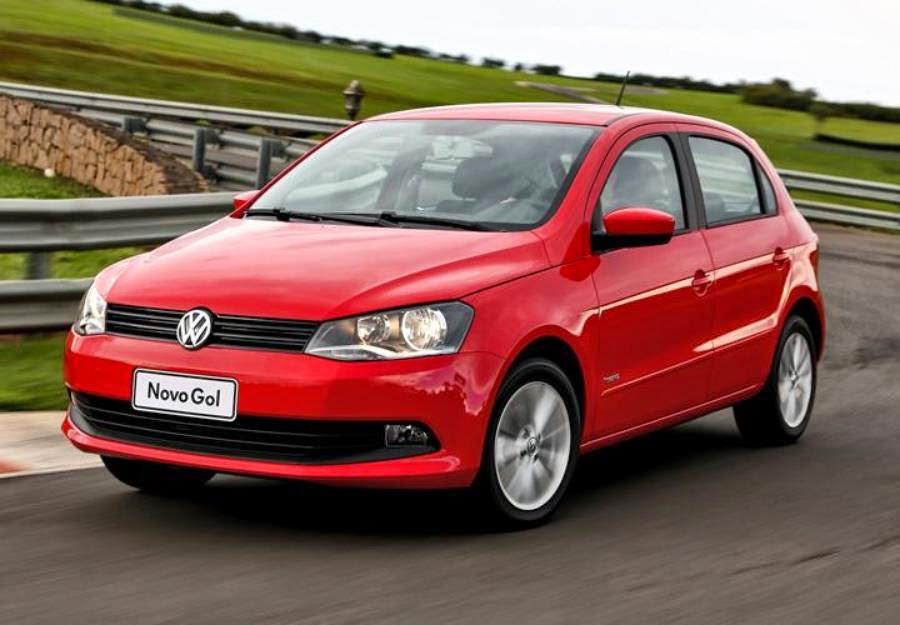 Volkswagen Gol 2014 fotos