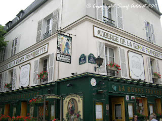 My little scarf blog paris montmartre rue des martyrs for Restaurant miroir rue des martyrs