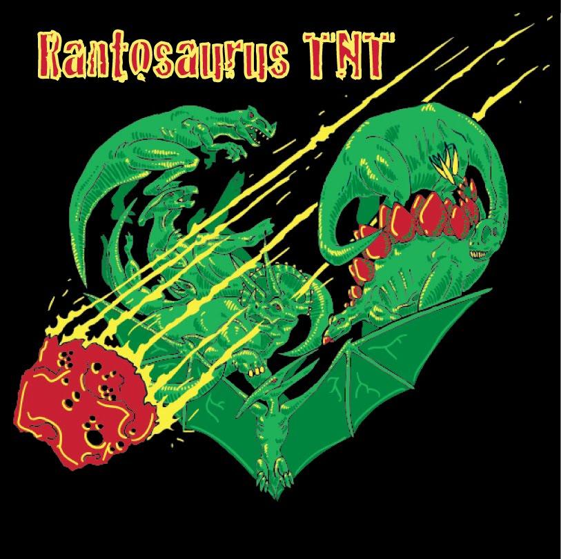 rantosaurus tnt