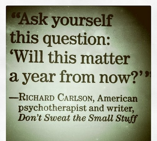 Ask the question.