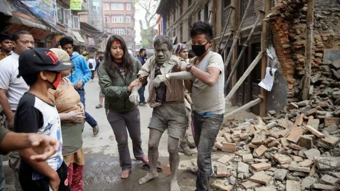 Pemerintah Indonesia Kirim Bantuan US$ 1 Juta Untuk Korban Gempa Nepal