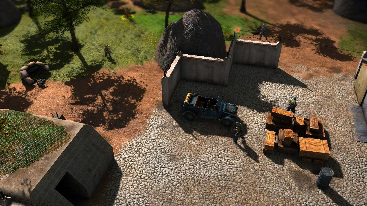 History Legends Of War gameplay