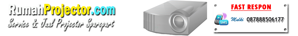 Service projector semua merk |aneka lcd /dlp projector murah & Jual Projector rumahprojector.com