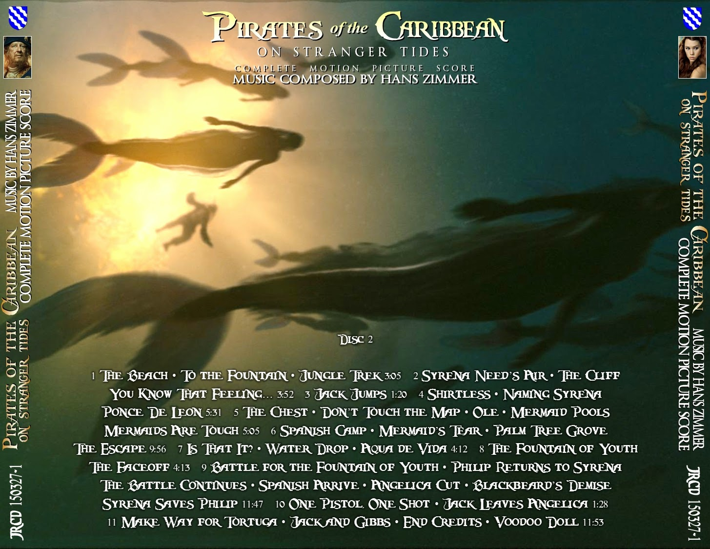 torrent pirates of the caribbean soundtrack