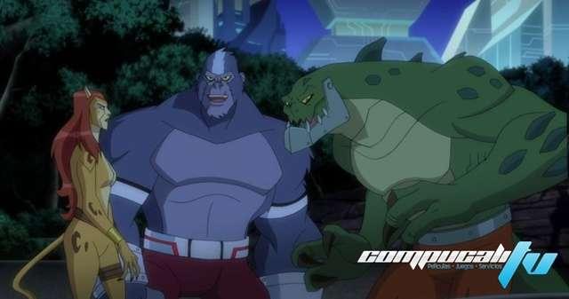Batman Unlimited: Animal Instincts 1080p Latino