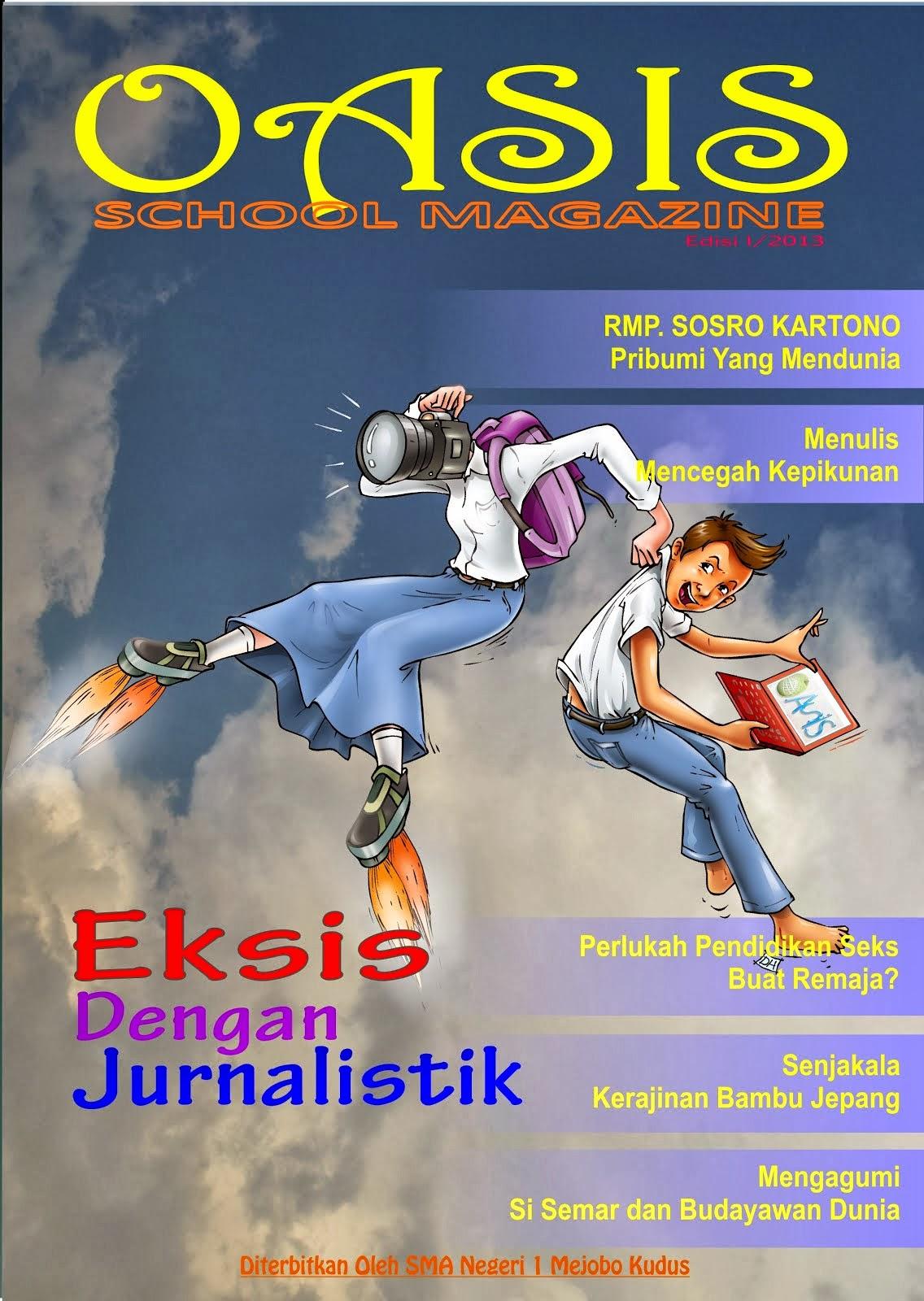OASIS SCHOOL MAGAZINE