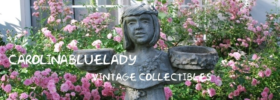 CAROLINABLUELADY Vintage Collectibles on eBay