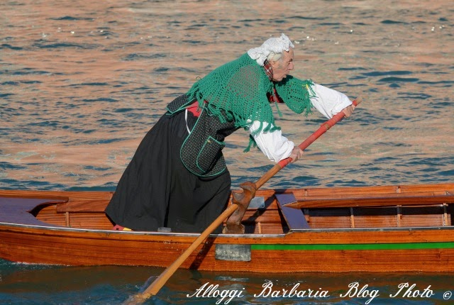 Befana in Regata