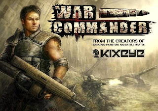 Cara Bermain war Commander Di FB