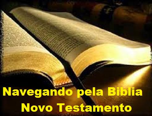 Navegando pela Biblia - Novo Testamento