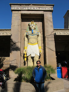 Legoland California Mummy